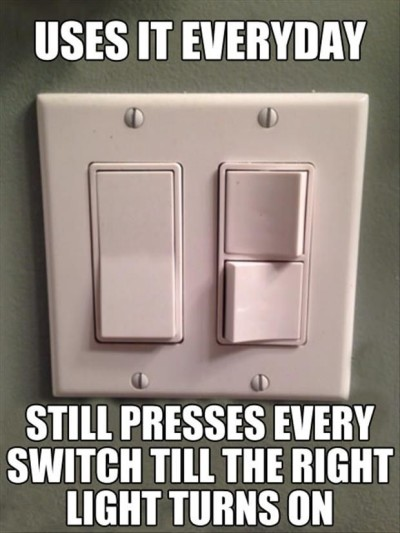 Still Presses Every Switch