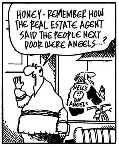 The Real Estate Agent Said